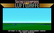 SECRET WEAPONS OF THE LUFTWAFFE title