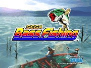 SEGA BASS FISHING title screen
