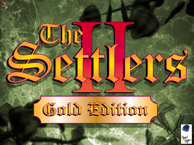 SETTLERS II GOLD EDITION game title