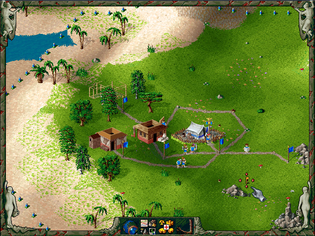 SETTLERS II - GOLD EDITION