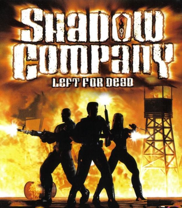 shadow company left for dead