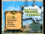 Shrek the Third title