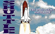 SHUTTLE: THE SPACE FLIGHT SIMULATOR title