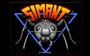 SIMANT: THE ELECTRONIC COLONY. title