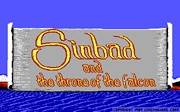 Sindbad and the Throne of the Falcon title