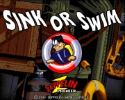SINK OR SWIM game title