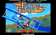 SKY SHARK / FLYING SHARK title