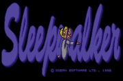 SLEEPWALKER game title