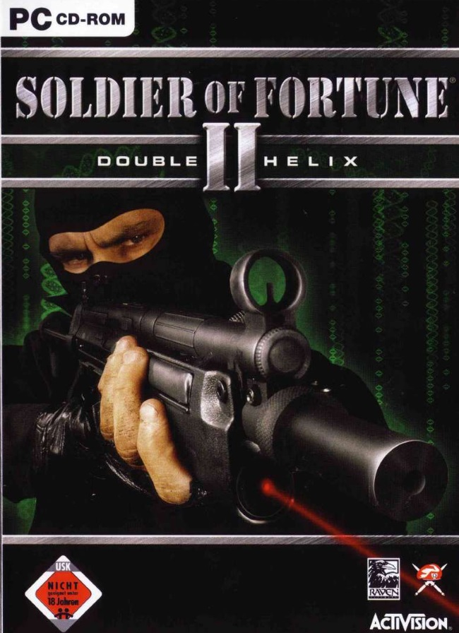 soldier of fortune ii