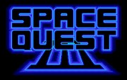 Space Quest III title