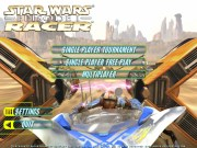 STAR WARS EPISODE I: RACER title