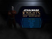 Star Wars Knights of the Old Republic title