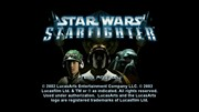 Star Wars Starfighter title
