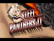 STEEL PANTHERS II: MODERN BATTLES title
