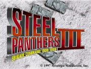 Steel Panthers iii Brigade Command 1939 1999