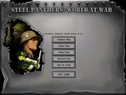 STEEL PANTHERS WORLD AT WAR title screen
