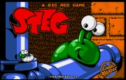 STEG THE SLUG. NIANIA ROBAK. title
