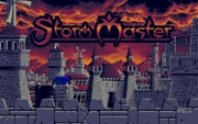 STORM MASTER title