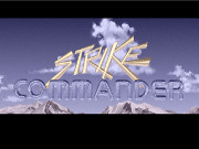 Strike Commander title