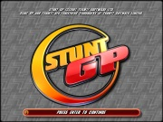 STUNT GP game title
