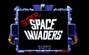 Super Space Invaders title