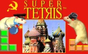 SUPER TETRIS. GRA LEGENDA. title