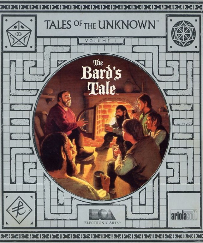 tales of the unknown volume i the bards tale