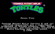 Teenage Mutant Ninja Turtles title