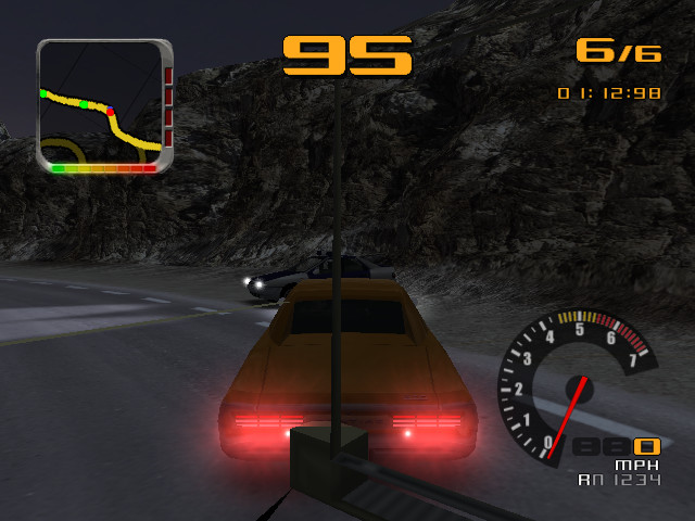 TEST DRIVE OVERDRIVE: THE BROTHERHOOD OF SPEED