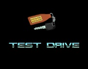 TEST DRIVE title screen