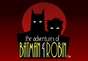 The Adventures of Batman and Robin title