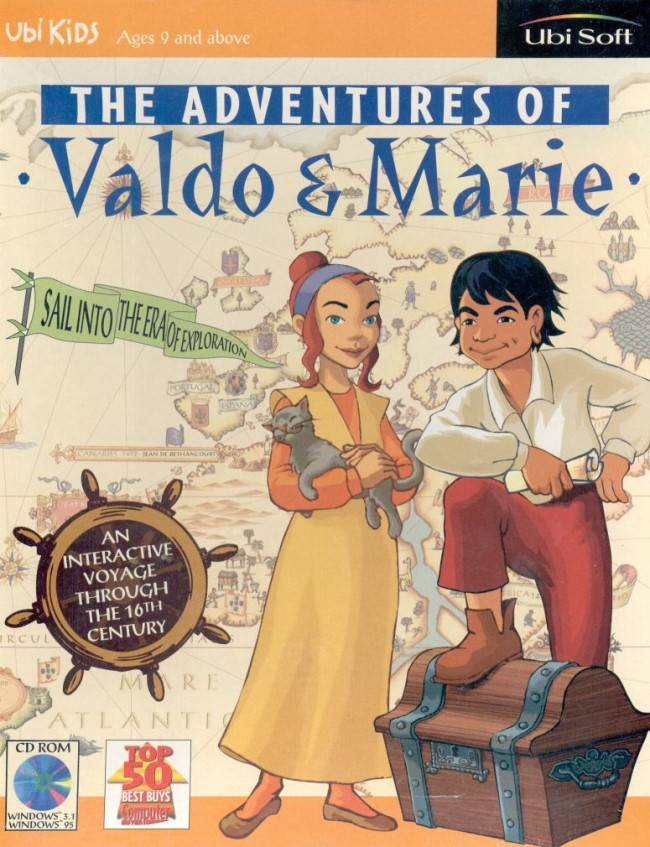 the adventures of valdo and marie