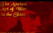The Ancient Art of War in the Skies title