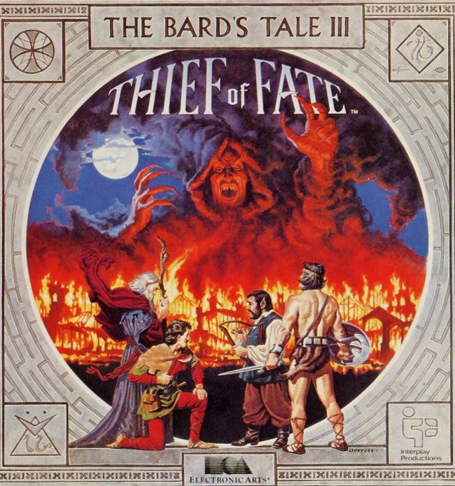 the bards tale iii thief of fate