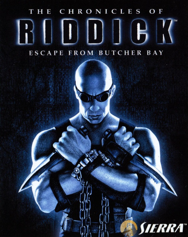 the chronicles of riddick escape from butcher bay