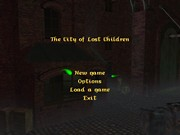 THE CITY OF LOST CHILDREN title