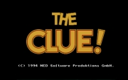 The Clue title
