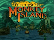 THE CURSE OF MONKEY ISLAND title