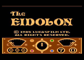 The Eidolon title
