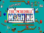 The Even More Incredible Machine title