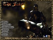THE FATE title screen