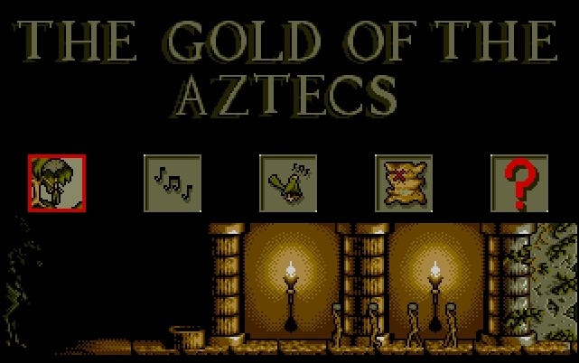 THE GOLD OF THE AZTECS