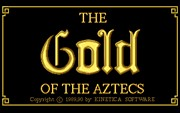The Gold of the Aztecs title