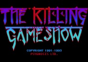 THE KILLING GAME SHOW title
