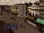 THE LOST FILES OF SHERLOCK HOLMES CASE OF THE ROSE TATTOO title screen