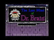 The Lost Mind of Dr Brain title
