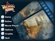 THE MOVIES title screen