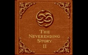 The Neverending Story II title