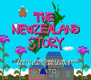 THE NEW ZEALAND STORY title