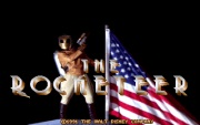 The Rocketeer title